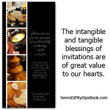 SerenDIPity Invite
